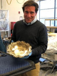 Learn to Polish Silver Like an Art Conservator