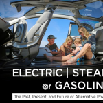 ELECTRIC, STEAM OR GASOLINE: The Past, Present and Future of Alternative Power