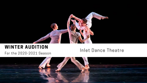 Winter Auditions for the 2020-2021 Season