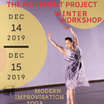 2-Day Winter Workshop & Company Audition at Playhouse Square