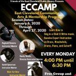 East Cleveland Community Arts & Mentorship Program (ECCAMP) - Postponed