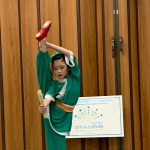 Holiday culture performance for Seniors