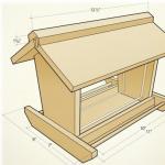 Build a Bird Feeder Workshop
