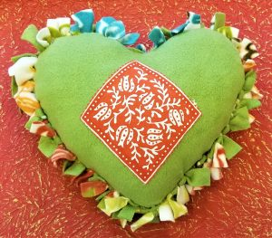 A Healing Arts Workshop for Kids: Heart Hugs