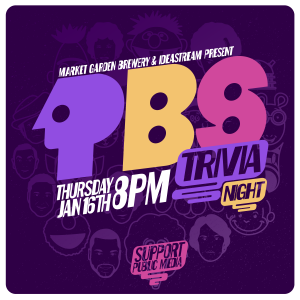 PBS Trivia Night