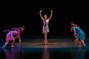 4X4: Four Works by Women Choreographers