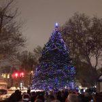 May Dugan Center Annual Tree Lighting Ceremony