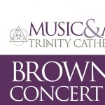 BrownBag Concerts at Trinity Cathedral - Canceled