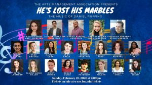 He's Lost His Marbles: The Music of Daniel Ruffing...