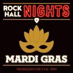Rock Hall Nights: Mardi Gras
