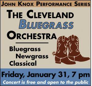 The Cleveland Bluegrass Orchestra