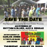 5th Annual Jazz for Harvard: Healing Arts
