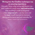 Atmospheric Adventures at Michael Chekhov Center Cleveland