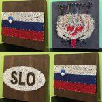 Cleveland Kurentovanje | Slovenian String Art