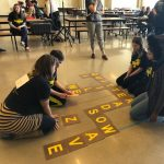 Giant Bananagrams Tournament