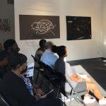 Ekphrastacy: Artists Speak + Poets Respond