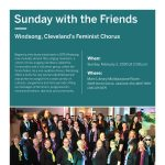 Sunday with the Friends: Windsong at Lakewood Library