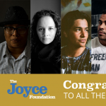 The Joyce Awards 2020 Application