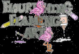 Flourishing Flamingo Arts