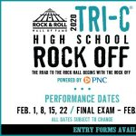 High School Rock Off: Final Exam