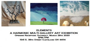 Elements: A Harmonic Multi-Gallery Art Exhibition