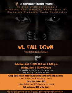 We Fall Down: The R & B Experience