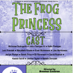 """The Frog Princess"" - Theater for Young Audiences"