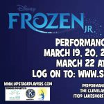 Frozen Jr. Presented by UpStage Players