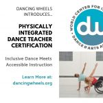 Physically Integrated Dance Teacher Certification - Level One