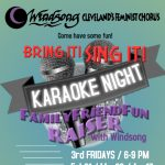 Windsong Family Friendly Karaoke Night