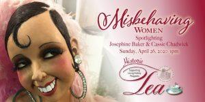 Misbehaving Women | Historic Tea - Postponed