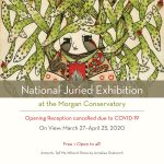 Opening Night: National Juried Exhibition (POSTPONED)