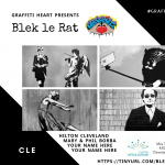Graffiti HeArt Presents Blek le Rat: POSTPONED