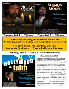 Theater with a Message - POSTPONED