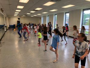 Musical Theatre Camp (7-9)