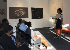 (CANCELLED) Ekphrastacy: Artists Speak + Students Respond