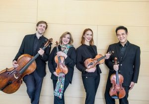 (POSTPONED) Gallery Concert: Cavani String Quartet...