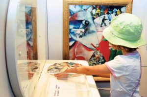 Special Exhibition: Chagall for Children