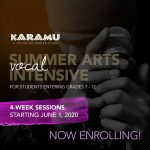 Karamu House Arts Academy Summer Intensive