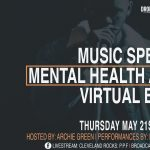 Music Speaks: Mental Health Awareness Virtual Event