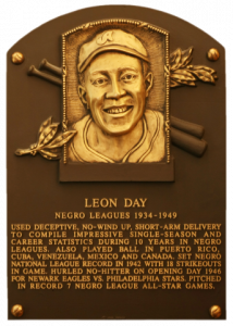 """""""The Magnificent 7"""" Cleveland Negro Leaguers to th..."""