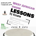 West African Drumming Classes