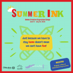 Summer Ink: Online Creative Expression Camps