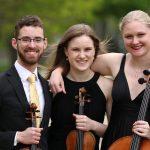 Callisto Quartet performs Concert in the Park