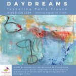 Daydreams --The Art of Patty Flauto. Local Artist Supports Families and Children in Crisis.