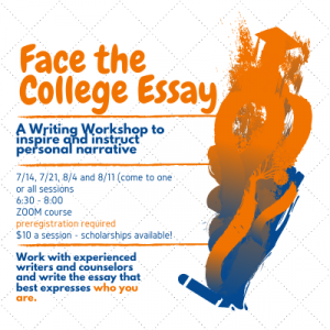 Face the Essay: College Essay Workshop