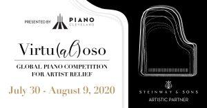 Virtu(al)oso - Announcement of Finalists
