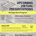 Wood Windows: Repair or Replace Presentation