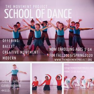 The Movement Project School of Dance 2020-2021 sea...