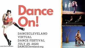 DANCECleveland Virtual Summer Dance Festival